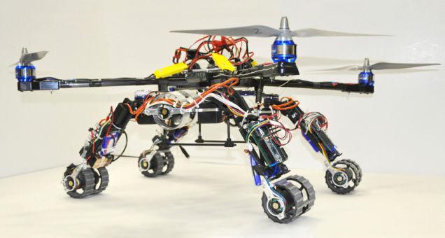 Комбинация из трех роботов может спасти жизнь