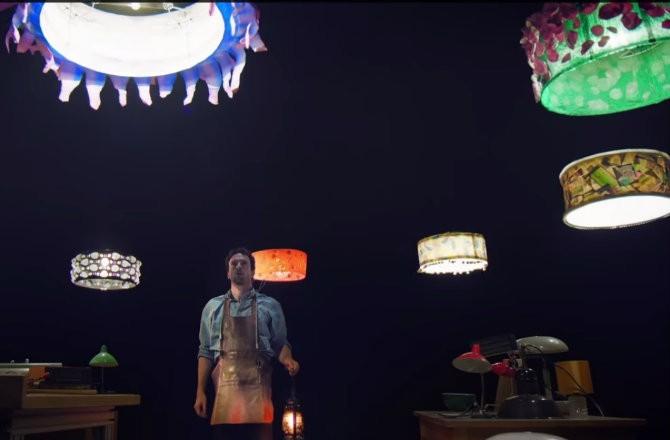 Цирк дю солей: беспилотники для искусства!