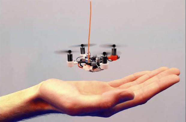 Очередная подборка видео про роботов за неделю