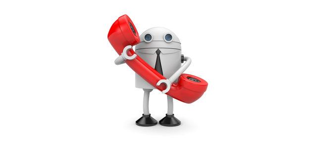 Работник колл-центра отвечал на звонки голосом «робота» и временно отстранен от дел