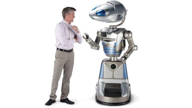 Мечта многих, — «робот-дворецкий» теперь реальность!