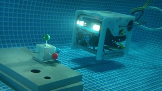 Автономный прибор исследует морские глубины