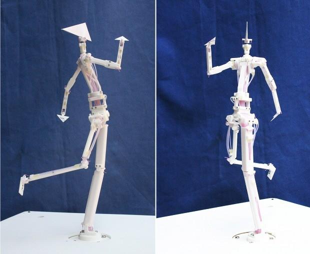 Японская компания создает роботизированные фигурки