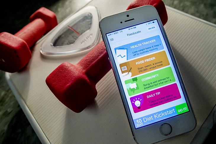 Может ли мобильный телефон помочь в похудении?
