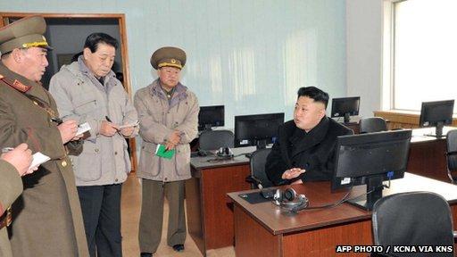 США «перехватывала» информацию с компьютеров Северной Кореи !