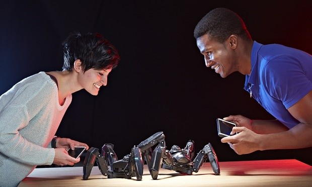 Mecha Monsters – роботы для игры, которые научат вас программированию