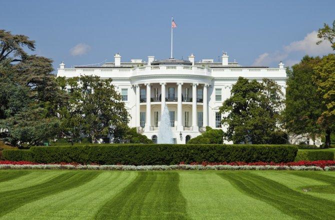 Дрон совершил аварийную посадку возле Белого Дома