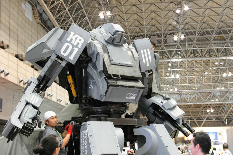 Этого робота можно купить на Amazon за 1 млн долларов