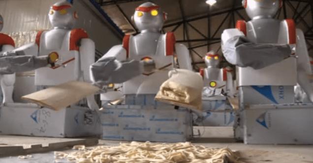 Как роботы учатся готовить? С помощью YouTube, конечно.