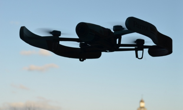 Samsung создает дронов и лабораторию виртуальной реальности