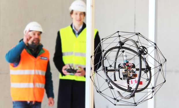 Уникальный в своем роде летательный аппарат выиграл 1 миллион в соревновании между дронами