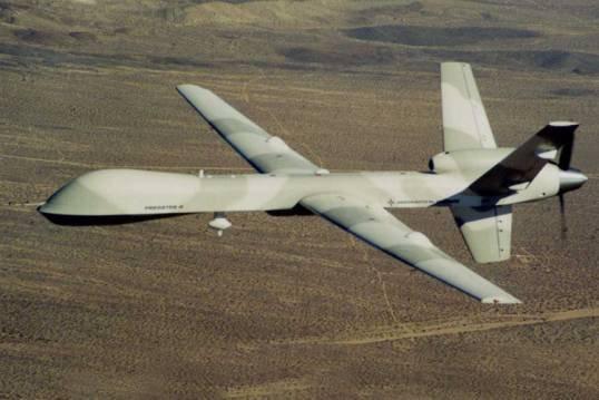 Вместо того, чтобы сбрасывать бомбы, американские беспилотники могут быть использованы при разминировании!
