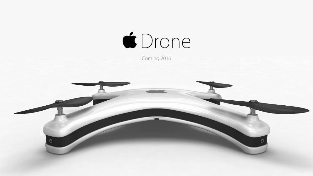 Ожидать ли квадрокоптер iDrone от Apple в 2016?