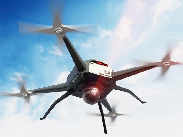Что могло бы произойти, если бы в турбину самолета залетел маленький дрон?