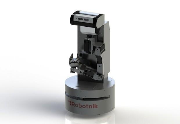 «Роботник» вступает на рынок с мобильным манипулятором RB-1