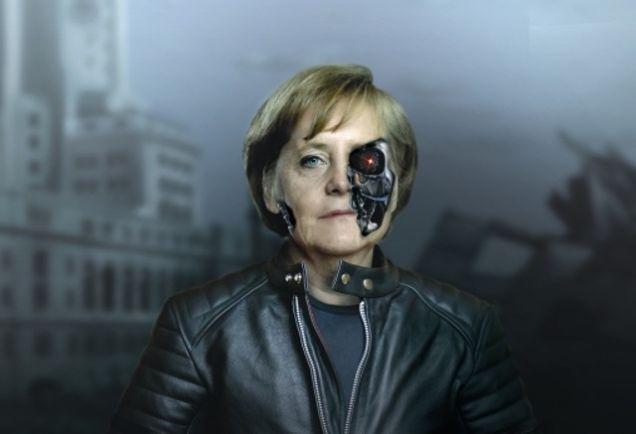 Почему Ангела Меркель так благоволит роботам?
