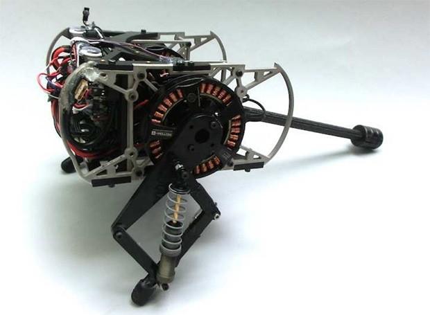 Университет Пенсильвании представляет миру робота-тушканчика