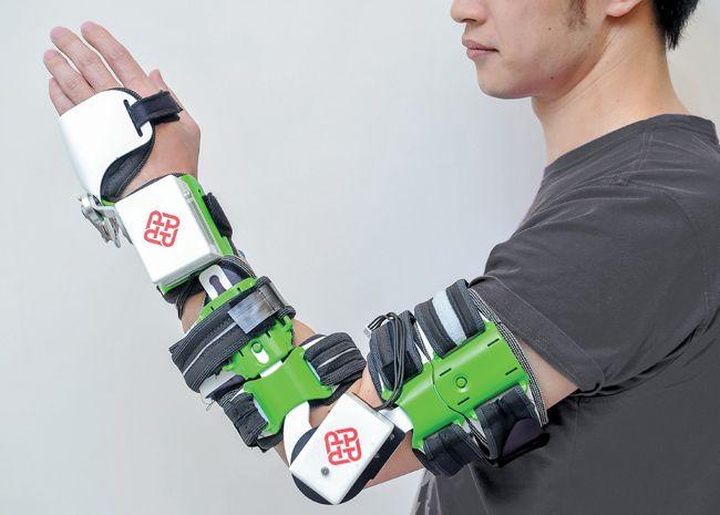 Роботизированный рукав для реабилитации: функциональная гибридная система электростимуляции