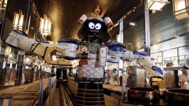 Революция роботов! Какая страна первая?