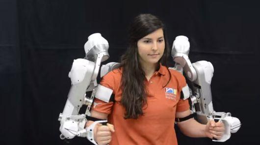 Реабилитация с роботом «Гармония»