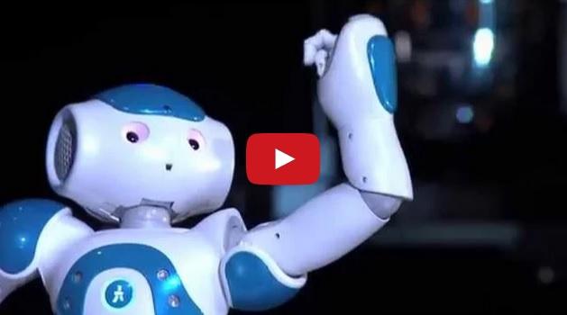 Балет людей и роботов – очаровательное и одновременно пугающе сочетание