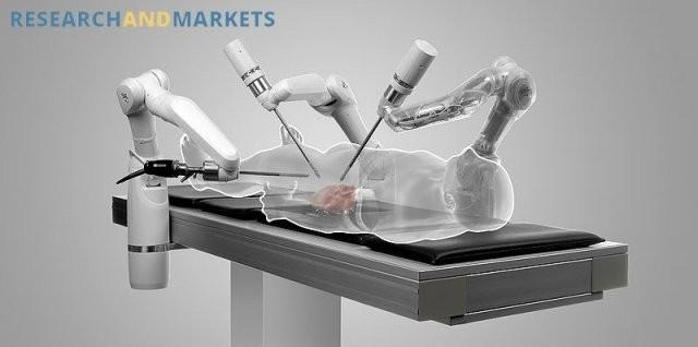 Медицинская робототехника – перспективный рынок будущего