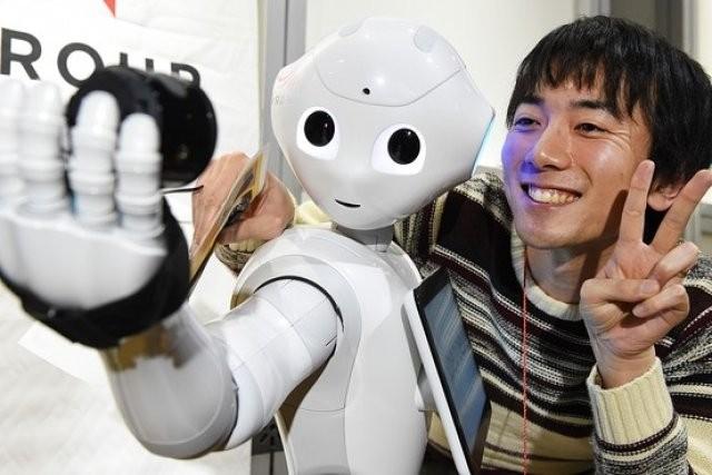 Робот Pepper наконец-то поступает в продажу