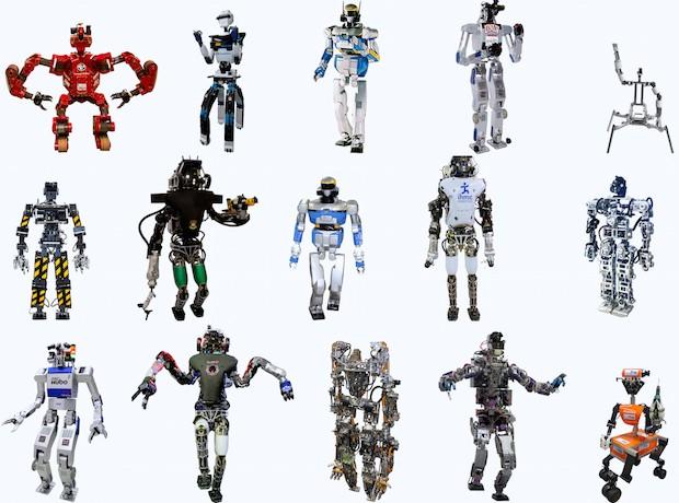 Финал соревнования Robotics Challenge — будьте в курсе