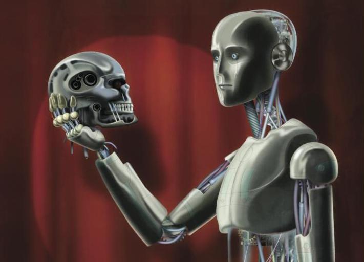 В будущем роботы станут повсеместны