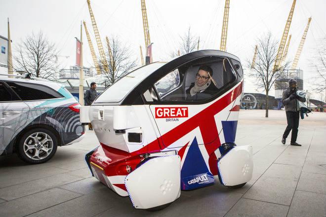 Необходимы ли беспилотные автомобили?