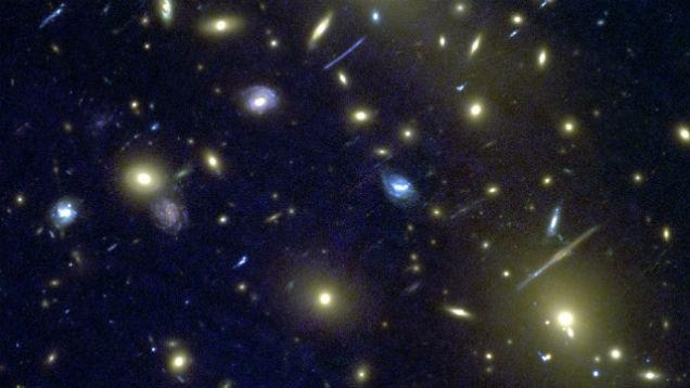 Впервые машина искусственного интеллекта распознала галактики самостоятельно