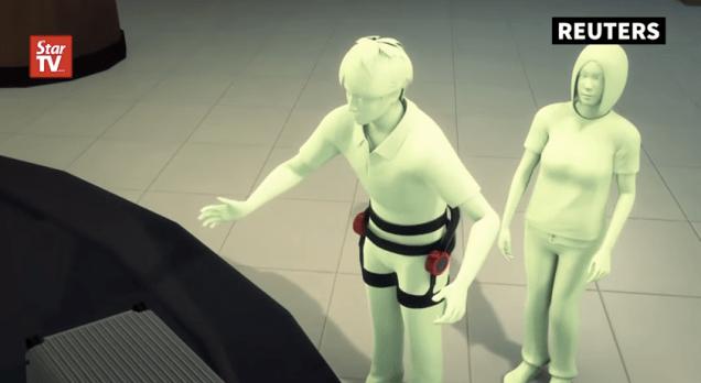 Встречайте роботов-помощников для аэропорта Токио