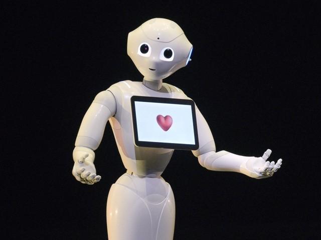 Самый человечный робот Пэппер (Pepper) доступен для предзаказа