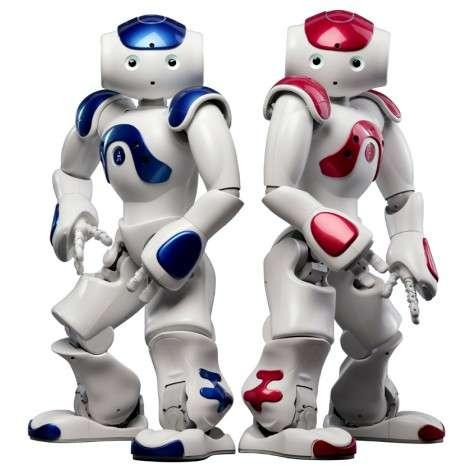 Роботы прошли тест на самоанализ