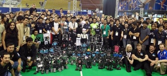 THOR – андроид-победитель турнира RoboCup 2015