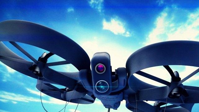 Глобальный рынок дронов достигнет 16 млрд. долл. к 2021 году