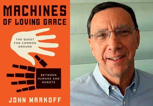 John Markoff нашел наиболее гуманный способ совместной жизни роботов и людей