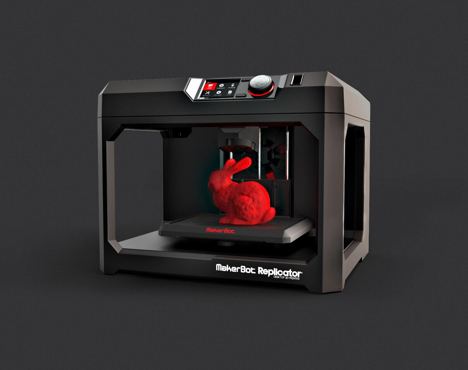 Производство MakerBot для масс-маркета