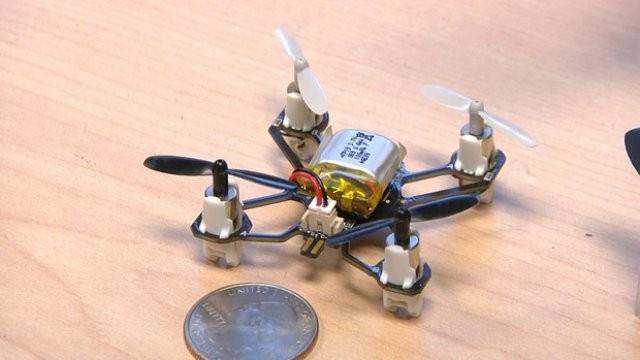 Рой роботов из CMU для чрезвычайных ситуаций
