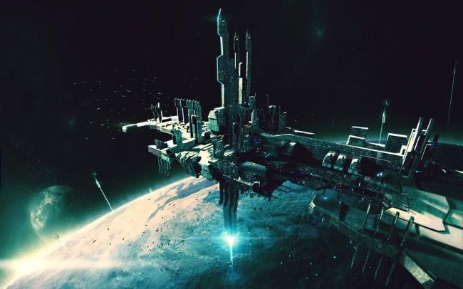 DARPA разрабатывает космический порт