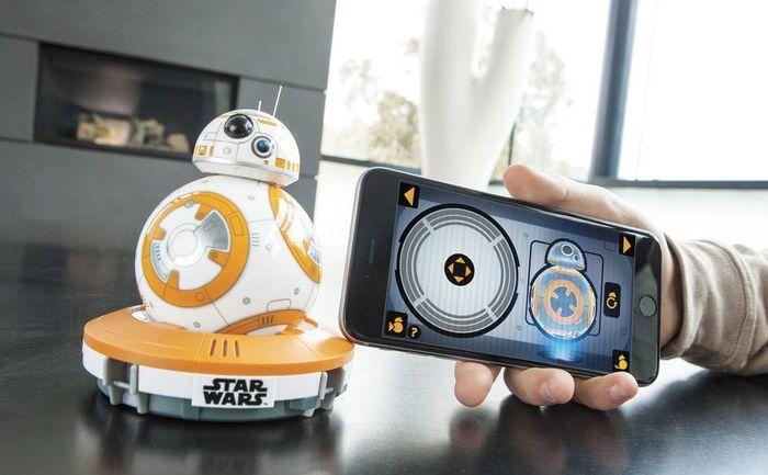 Дроид BB-8 из STAR WARS: EPISODE VII обойдется Вам в 150 баксов