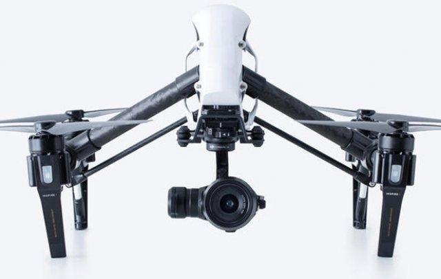 DJI представила подвесы и камеры Zenmuse X5 и X5R